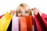 kobieta, zakupy