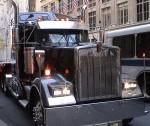 samochód ciężarowy, TIR